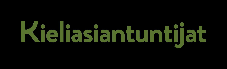 Kieliasiantuntijat logo