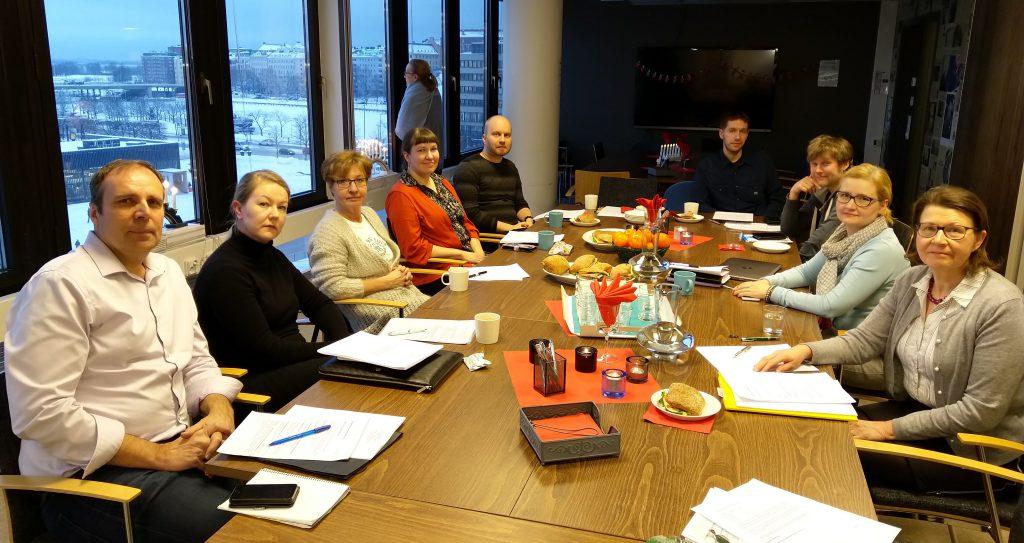Av-käännöstoimistejn työehtosopimusneuvottelut aloitettiin 10.1.