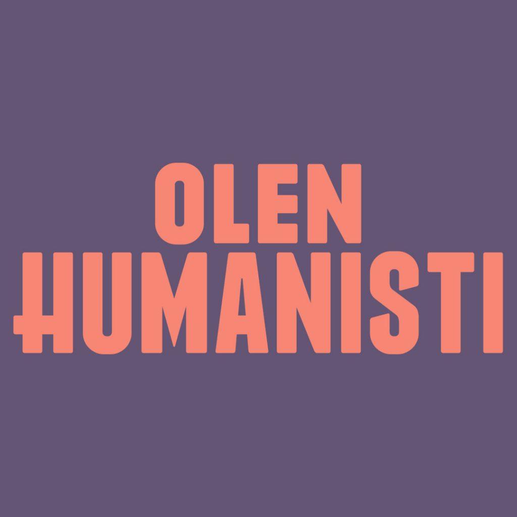 Olen humanisti -logo