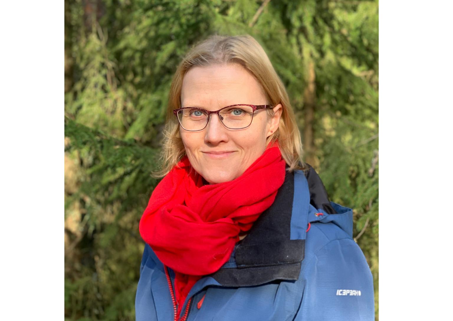Anu Viljanmaa väitteli filosofian tohtoriksi joulukuussa 2020.
